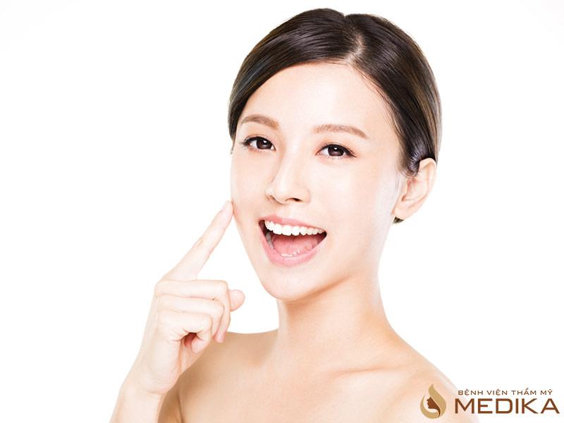 PRP được áp dụng một cách hiệu quả trong viều điều trị sẹo rỗ