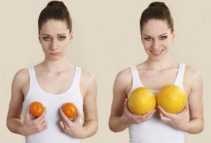 bí quyết làm nở nang vòng 1 nâng ngực hiệu quả