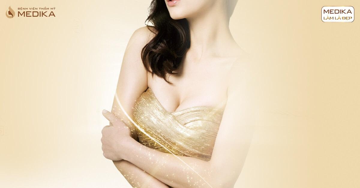 MEDIKA lựa chọn tốt nhất khi chỉnh sửa phẫu thuật ngực hỏng tại chuyên gia nâng ngực