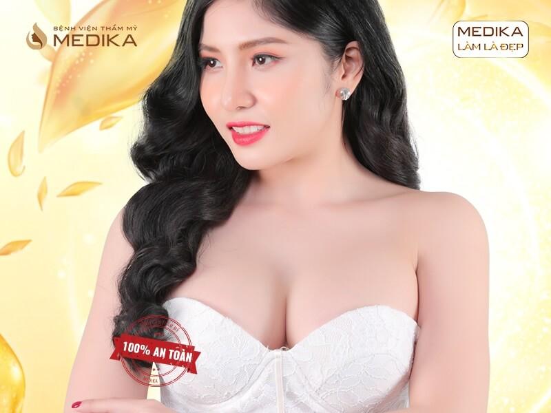 Cần chuẩn bị gì trước khi thực hiện phẫu thuật chỉnh sửa ngực hỏng tại MEDIKA chuyengianangnguc.vn?