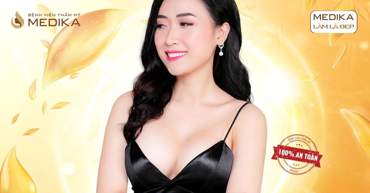 Phẫu thuật chỉnh sửa ngực hỏng và những điều có thể bạn chưa biết tại MEDIKA chuyengianangnguc.vn
