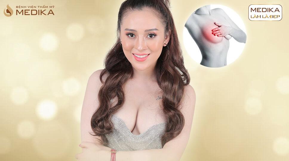 Phẫu thuật ngực hỏng có đảm bảo sức khỏe sau này không? - Chuyên gia nâng ngực