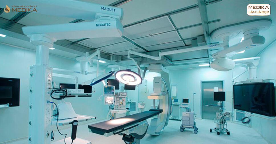 Nâng ngực an toàn lựa chọn bệnh viện thẩm mỹ MEDIKA - Chuyengianangnguc.vn