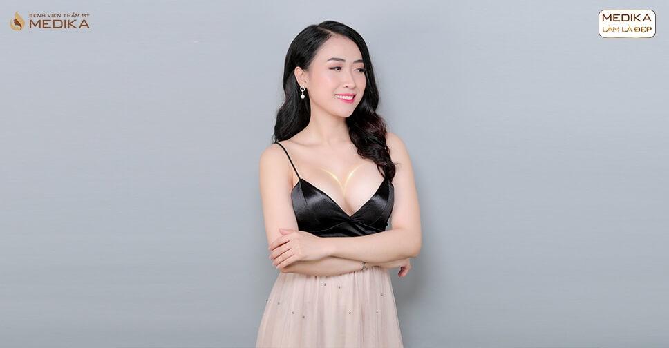 Công nghệ phẫu thuật nâng ngực nội soi giúp chị em thực hiện dễ dàng - Chuyengianangnguc.vn