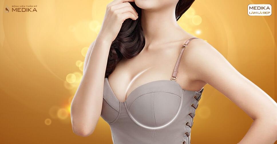 Phẫu thuật nâng ngực đẹp - Công nghệ xử lý mọi vùng ngực xấu - Chuyengianangnguc.vn