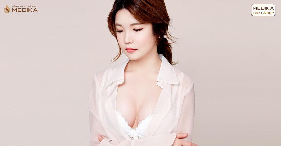 Phẫu thuật nâng ngực nội soi trãi qua 1 cách nhẹ nhàng - Chuyên gia nâng ngực