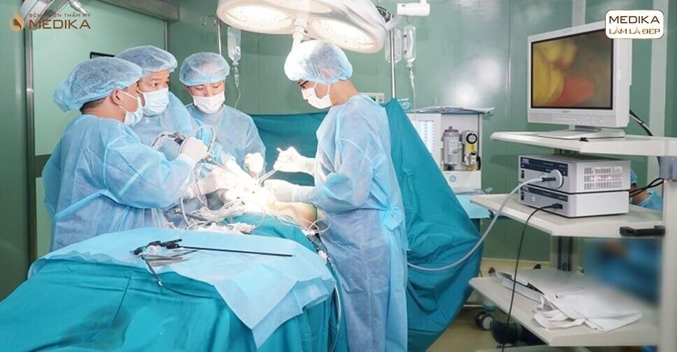 Phẫu thuật nâng vòng 1 - Giải pháp cho bầu vòng 1 lép - Chuyengianangnguc.vn
