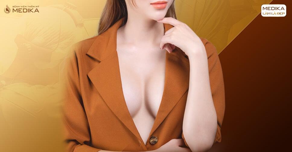 Phẫu thuật nâng vòng 1 mang vẻ đẹp nhân tạo hơn lép tự nhiên - Chuyengianangnguc.vn