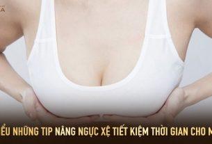 Tìm hiểu những tip nâng ngực xệ tiết kiệm thời gian cho mẹ bỉm - Chuyên gia nâng ngực