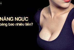 Khoảng bao nhiêu tiền có thể nâng ngực đẹp được từ Chuyên gia nâng ngực?