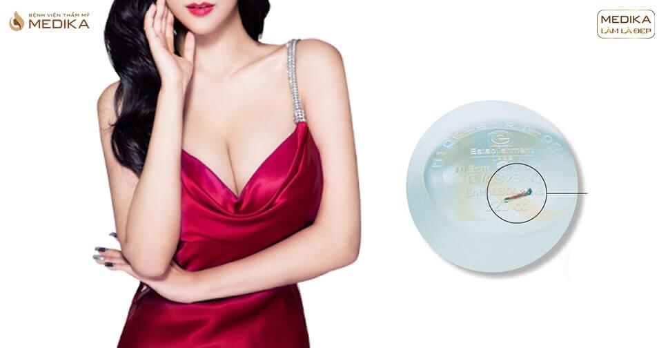 Túi Nano Chip Perfect dòng túi nâng ngực an tâm bởi Chuyên gia nâng ngực
