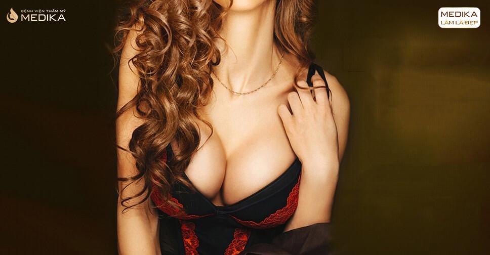 Túi Motiva dòng túi cực phẩm khi nâng ngực bởi Chuyên gia nâng ngực