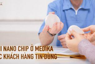 Túi Nano Chip dòng túi được mệnh danh nữ hoàng từ Chuyên gia nâng ngực